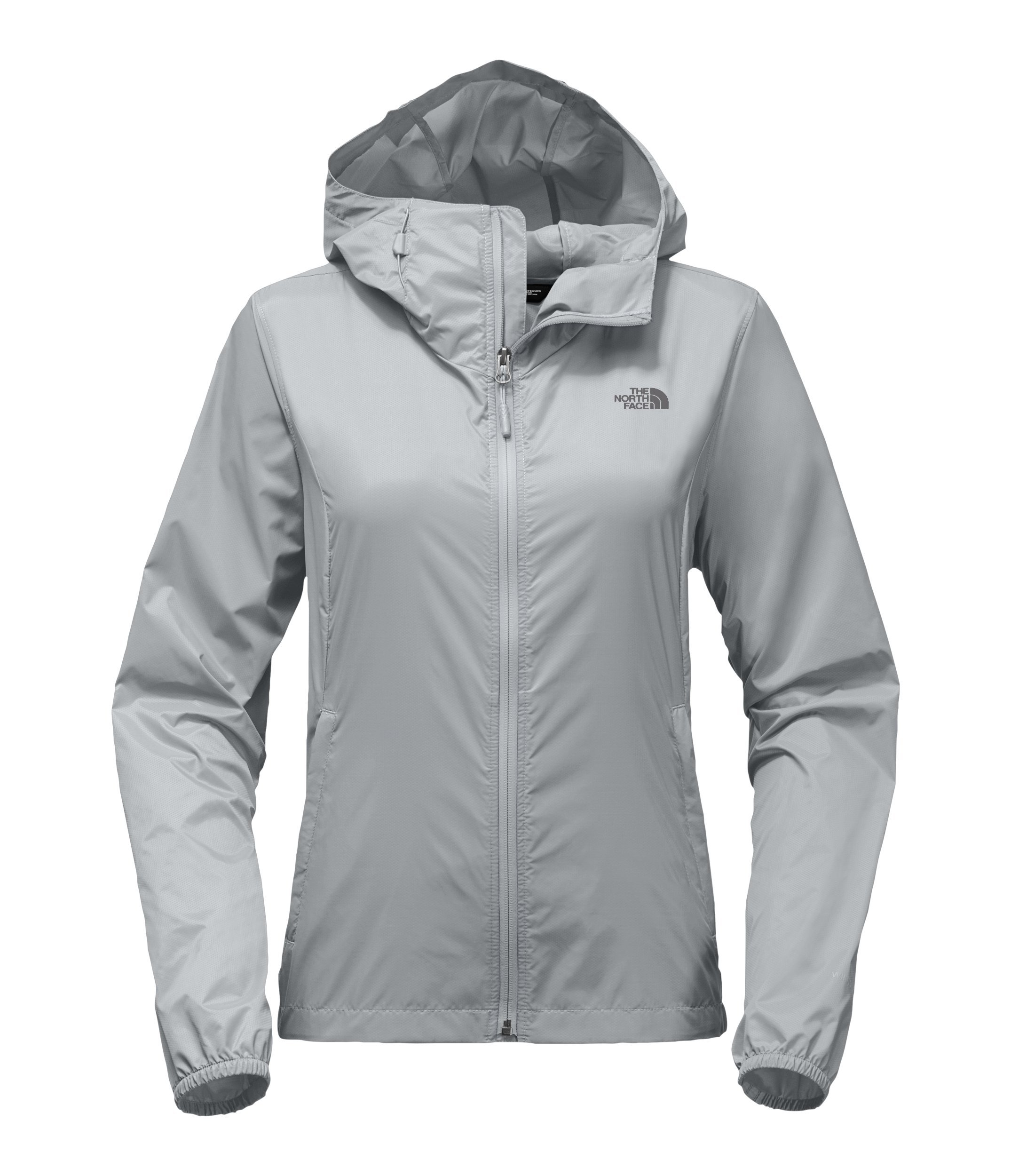 The North Face Women's Cyclone 2 Hoodie - High Rise Grey - M