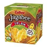 カルビー Jagabeeうすしお味 90g(18g×5袋)