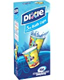 Dixie Bathroom Cups, Expressions Design, 5 oz - 100 ea (Colors May Vary)