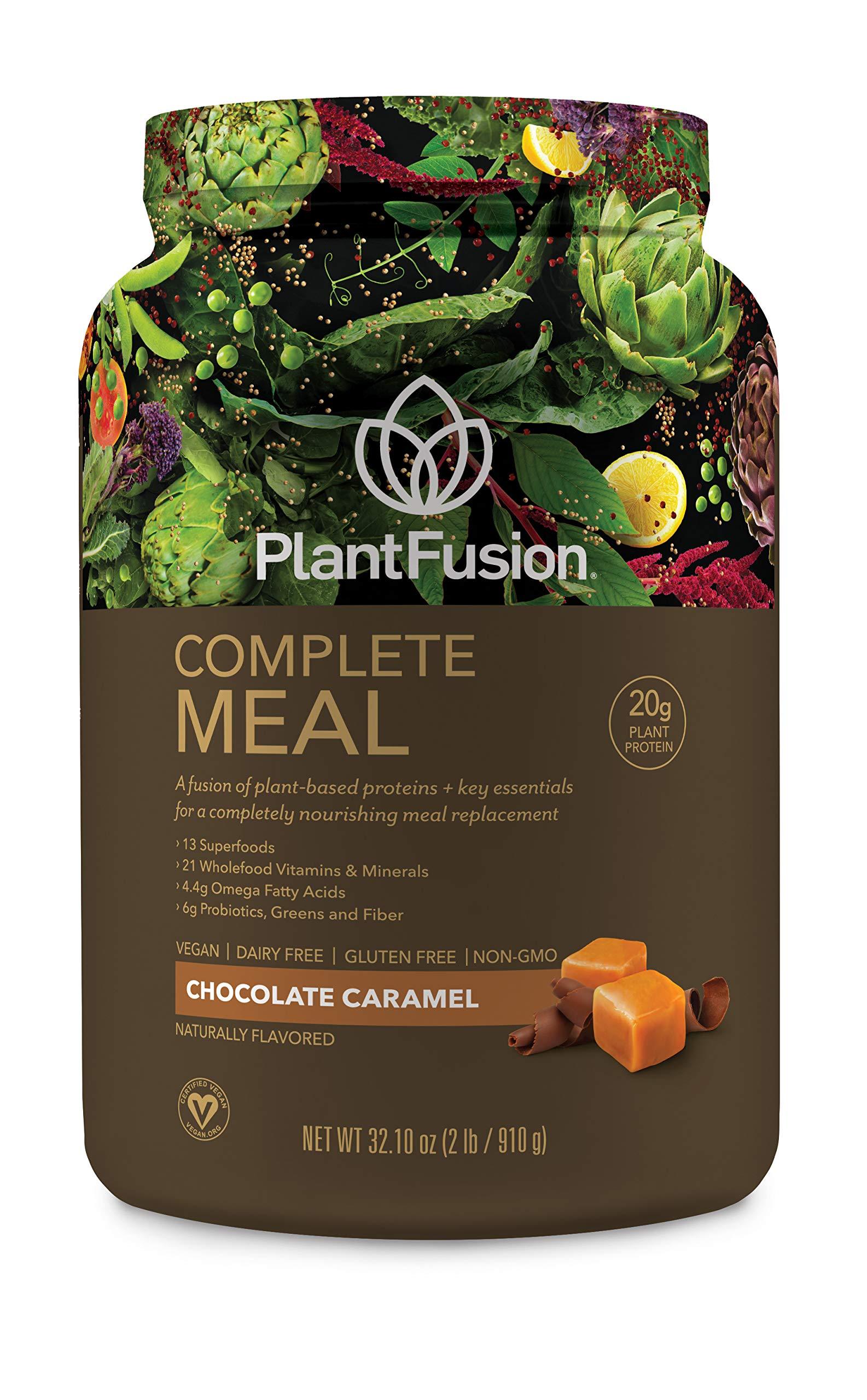 Amazon.com: Plant Fusion Phood Shake, Vanilla, 31.8 Ounces: Health ...
