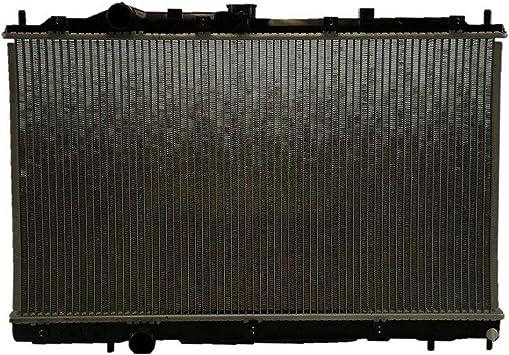 Klimoto Brand New Radiator fits Hyundai Accent 2000 2001 2002 2003 2004 2006 1.5L 1.6L L4 KLI2338