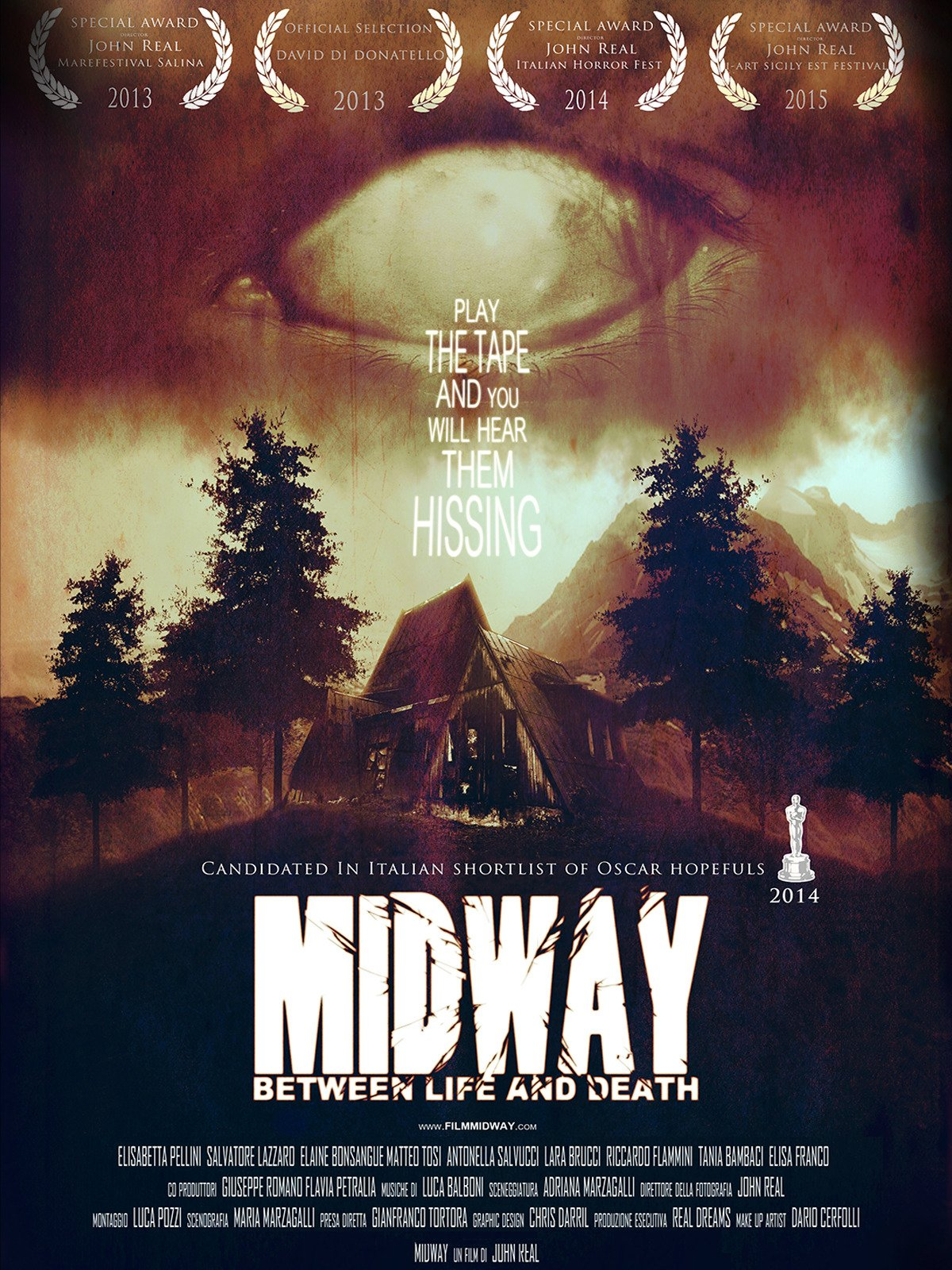 Midway between life and death on Amazon Prime Video UK