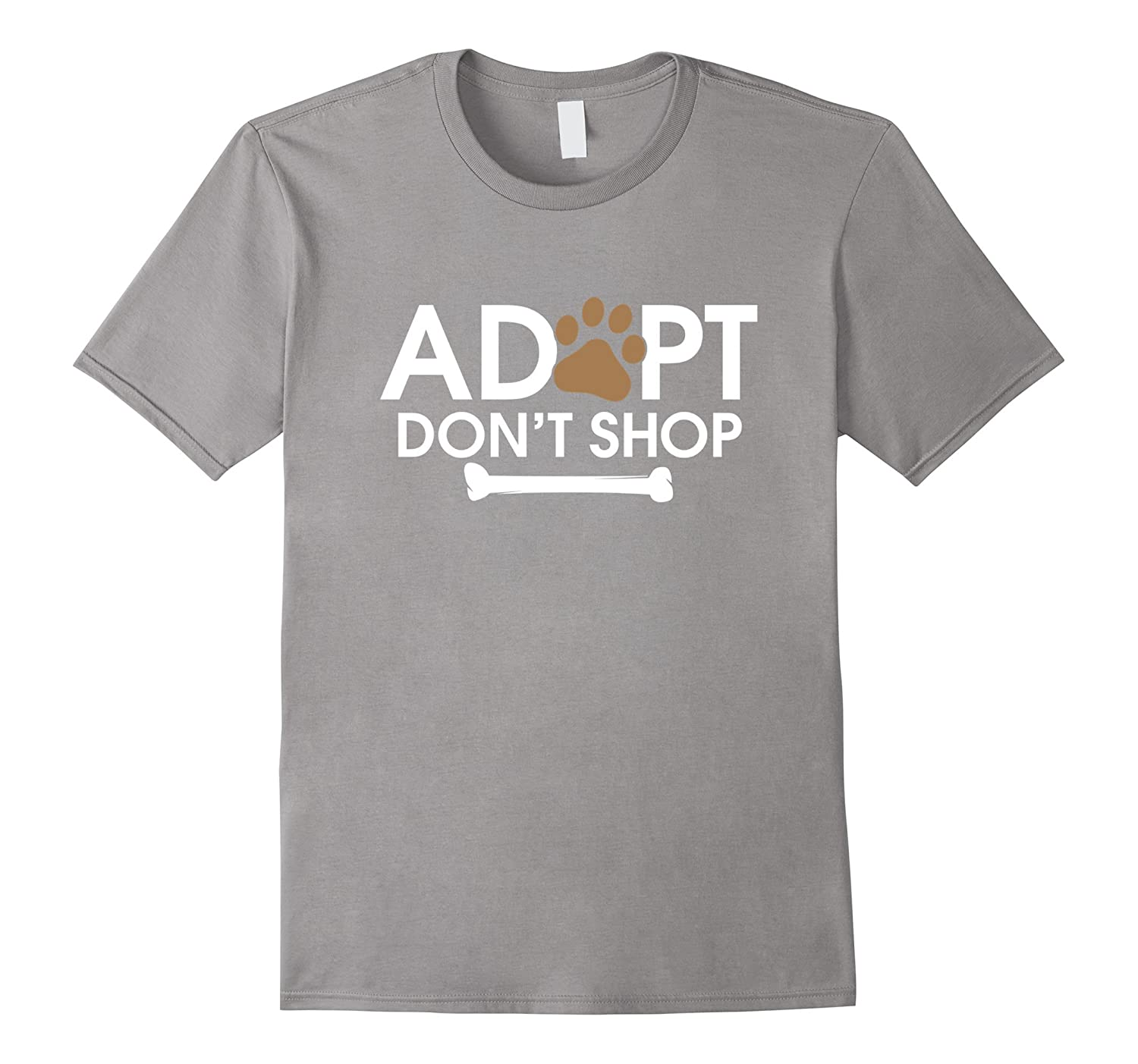 Adopt Don't Shop T-Shirt  Rescue Animals Shirt Cat and Dog