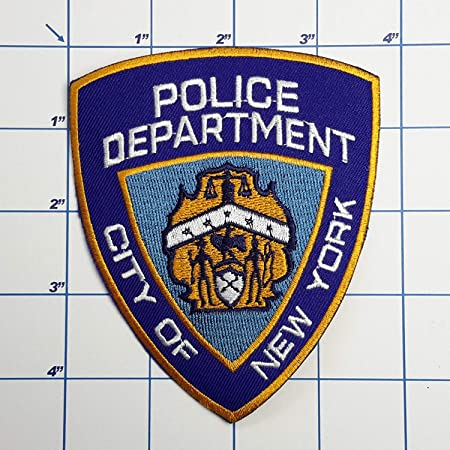 New NYPD Patch Additional patches ship FREE