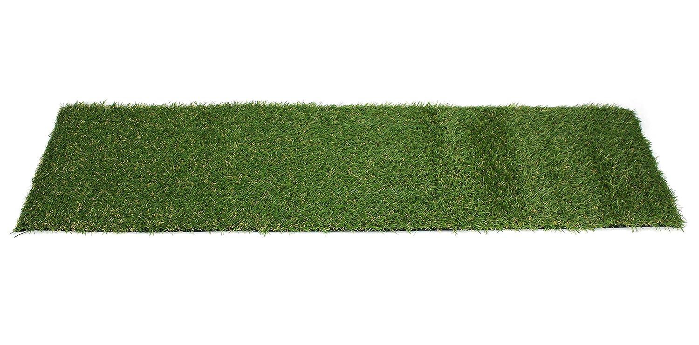 Artificial Grass Table Runner, 100cm x 25cm Farang