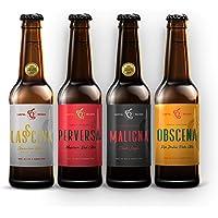 Cerveza Artesanal Capital Pecado 12 Mix