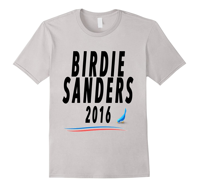 Birdie Sanders 2016 Bird Political Tee