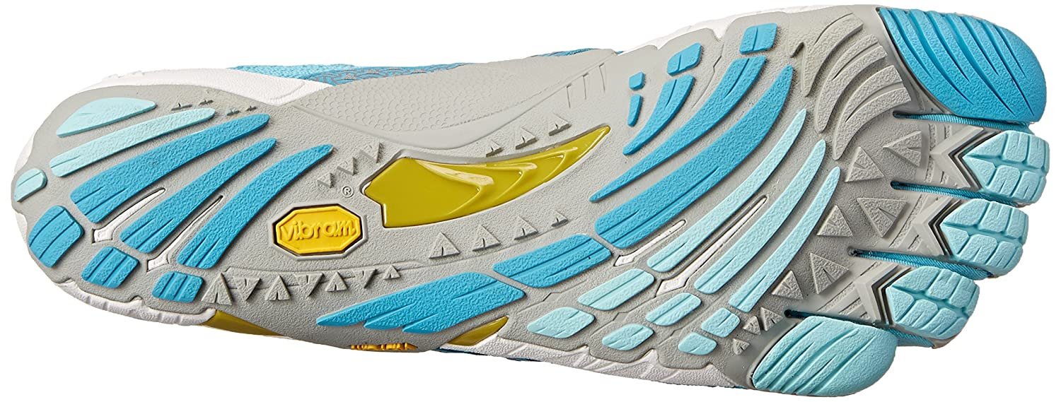 Vibram Training Women's KMD Evo Cross Training Vibram Shoe B00KR4TJAG 41 EU/9-9.5 M US|Light Blue/Grey/Yellow 5e7afb