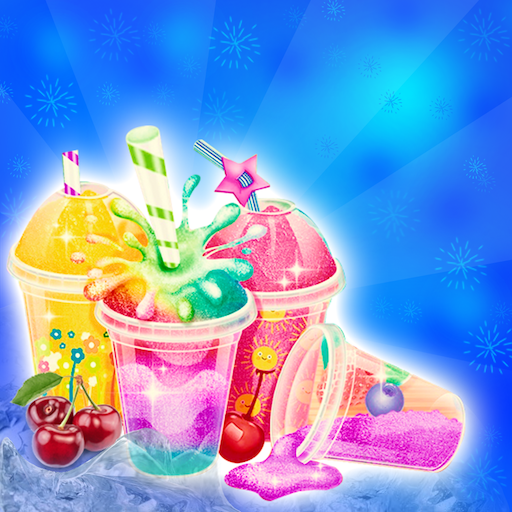 Slush Maker & Decoration-Slushy Maker games