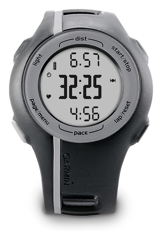 Garmin Forerunner 110 GPS Running Watch - Grey (discontinued by  manufacturer): Amazon.co.uk: Electronics