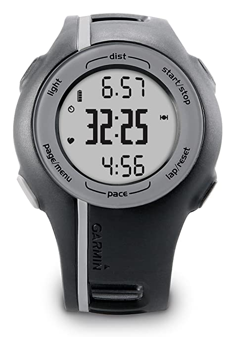 Amazon.com: Garmin Forerunner 110 GPS-Enabled Unisex Sport ...