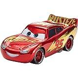 """Cars 3 Disney Coche de juguete """"Rust-Eze Racing Center Lightning Mcqueen""""- Die-Cast - (Mattel DXV45)"""