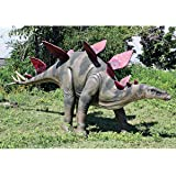 Design Toscano Jurassic Sized Stegosaurus Dinosaur Statue