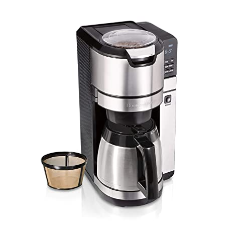 Amazon.com: Hamilton Beach 45501 - Cafetera programable con ...