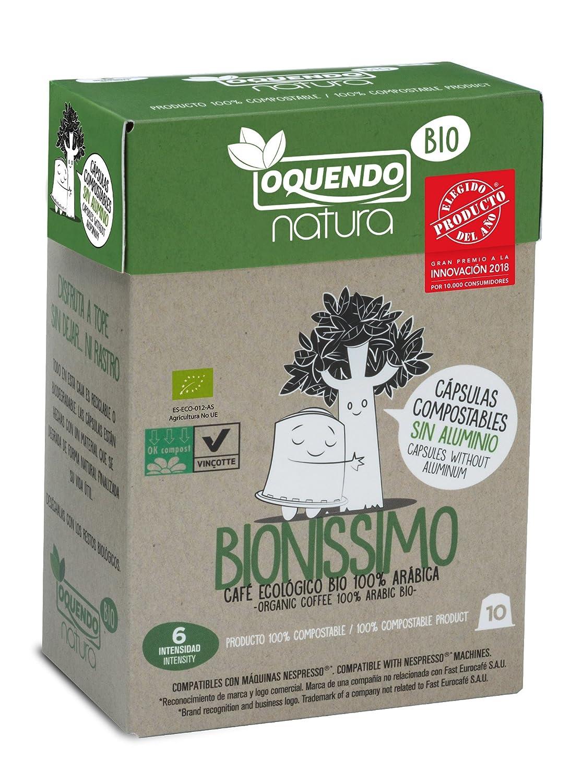 Natura Cápsulas Compatibles con Nespresso - 10 Unidades: Amazon.es: Alimentación y bebidas