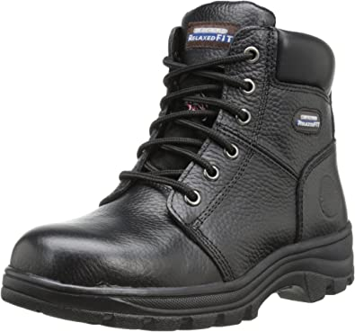 Workshire Peril Steel Toe Boot