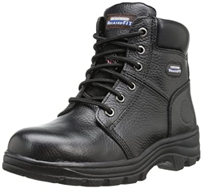 e49409554026e Amazon.com | Skechers for Work Women's Workshire Peril Steel Toe ...