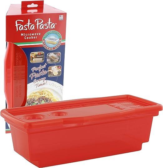 Amazon.com: Fasta Pasta, la original, recipiente para ...