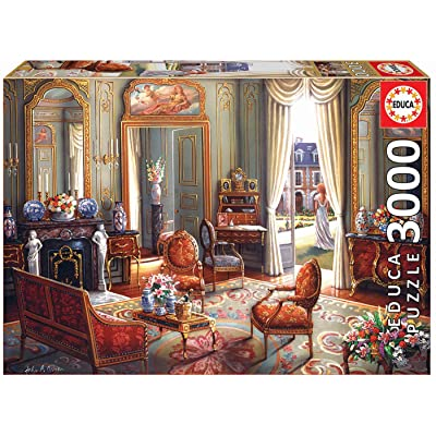 Educa 3000pc Puzzle A Moment Alone: Toys & Games