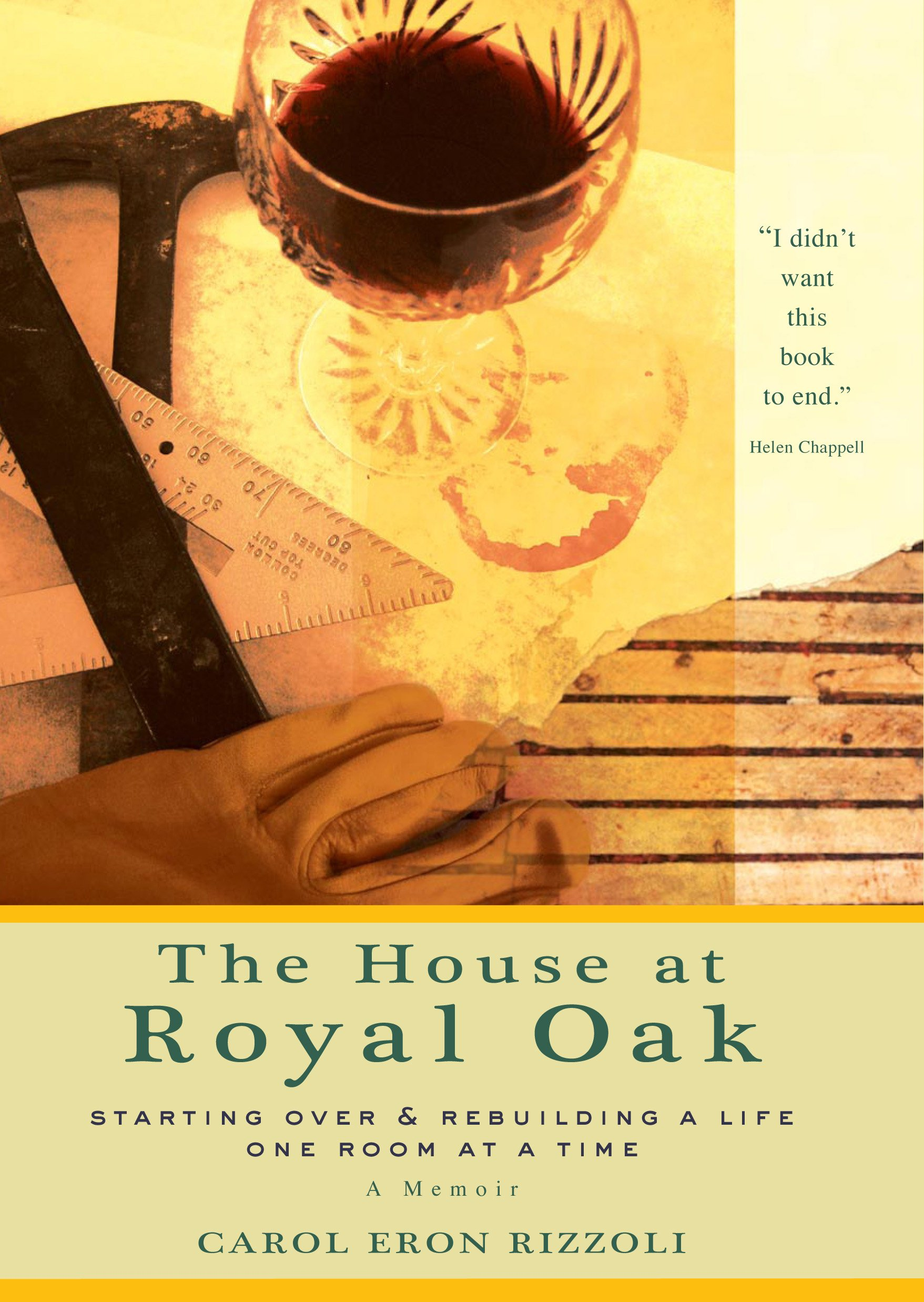 House at Royal Oak: Starting Over & Rebuilding a Life One Room at a Time ebook