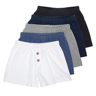 1b52c1284e3 Amazon.com  Lucky   Me Noah Boys Boxer Shorts