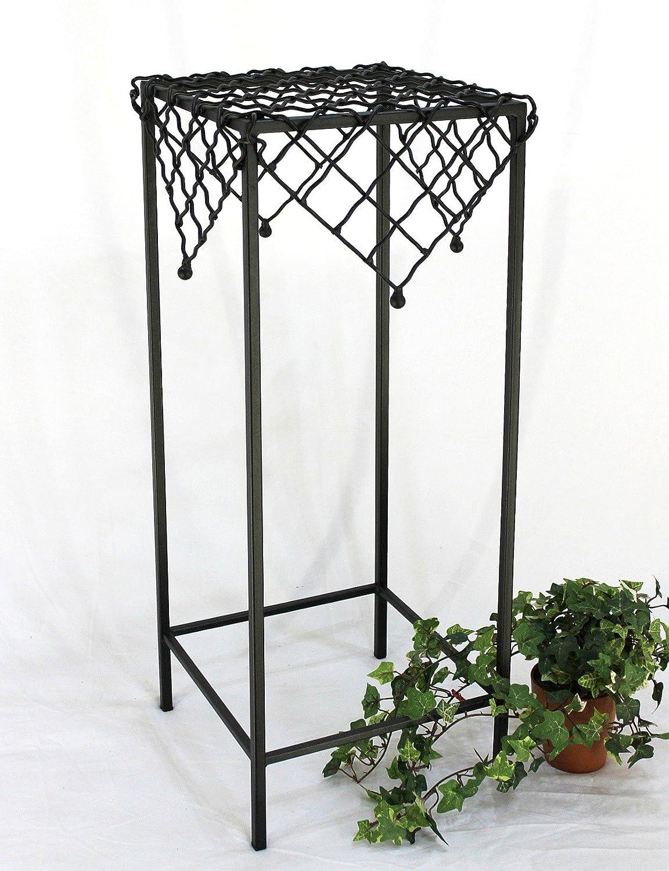 DanDiBo Designer Flower column Sevilla 75 cm Flower stool made from metal Side table Flower stand