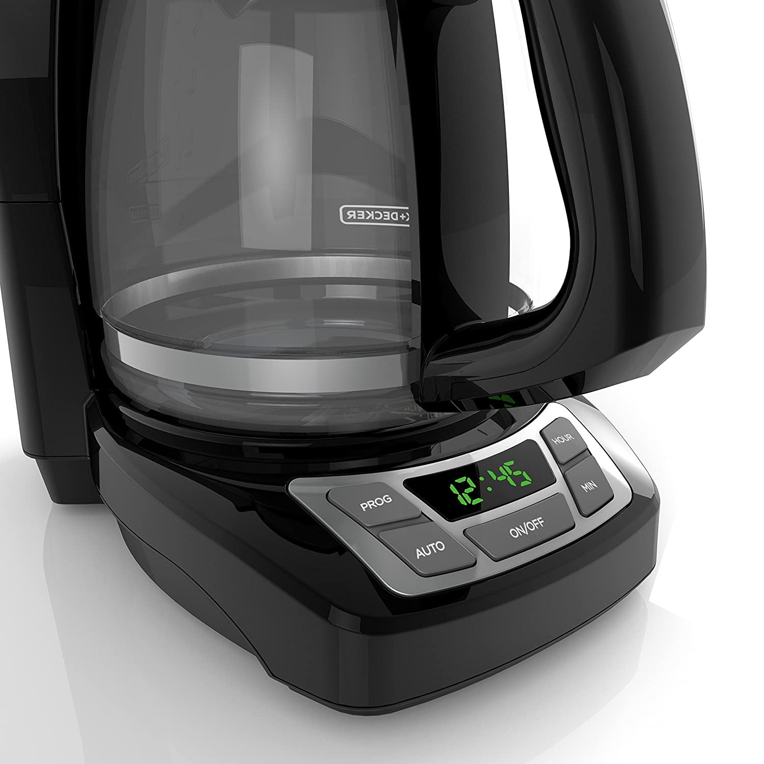 Black and decker 12 cup programmable coffee maker - Black Decker Cm1160b 12 Cup Programmable Coffee Maker