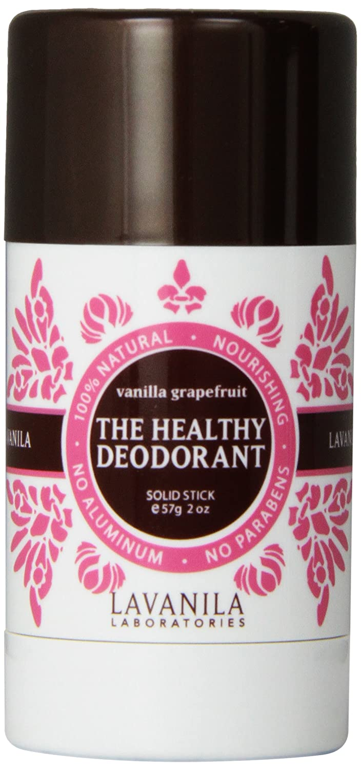 Lavanila The Healthy Deodorant-Vanilla Grapefruit- 2oz.