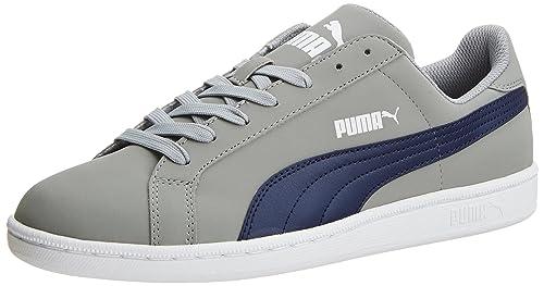 Puma Buck Smash Sneakers Unisex Limestone Grigiopeacoat aqPaprnwx