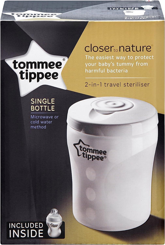 Tommee Tippee Single Bottle Travel Steriliser