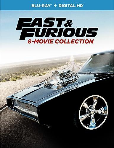 Fast & Furious 8-Movie...