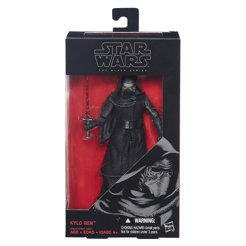 Star Wars The Black Series 6-Inch Kylo Ren Hasbro B3837AS0