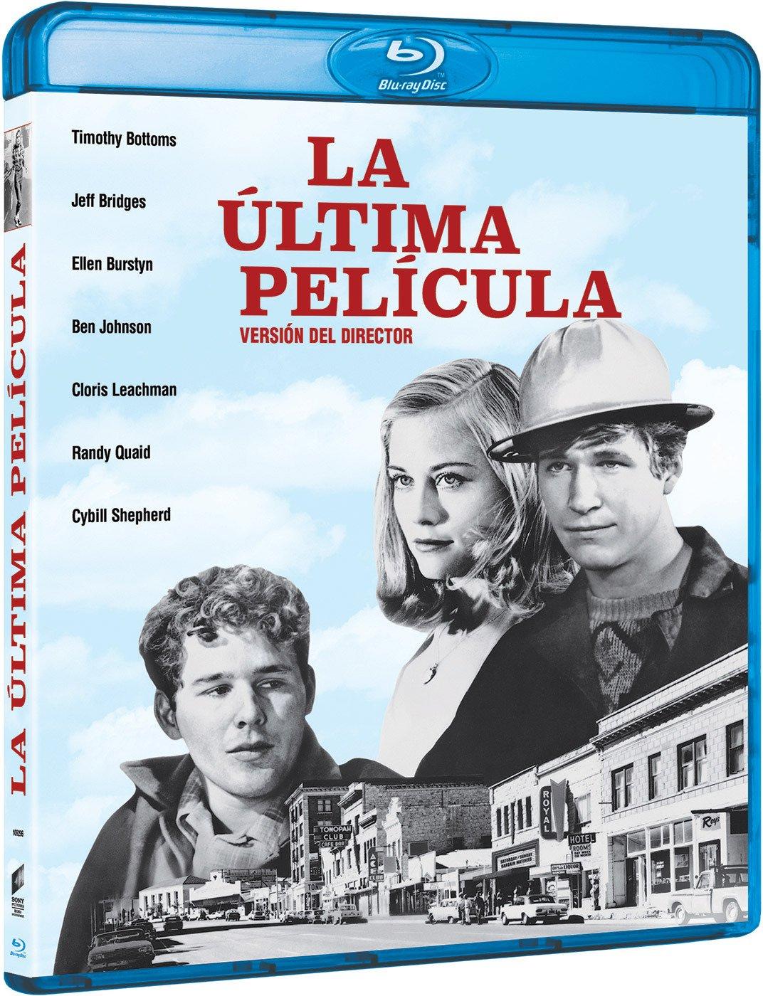 La Ultima Película [Blu-ray]: Amazon.es: Timothy Bottoms, Jeff ...