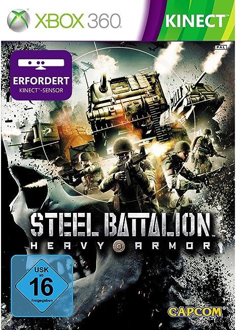 Capcom Steel Battalion Heavy Armor, Xbox 360 Xbox 360 Alemán vídeo - Juego (Xbox 360, Xbox 360, FPS (Disparos en primera persona), Modo multijugador, M (Maduro)): Amazon.es: Videojuegos