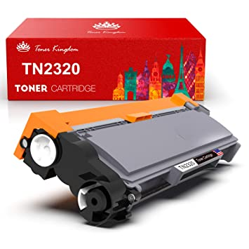 Toner Kingdom 1 Pack Cartucho de tóner Compatible Brother TN2320 ...