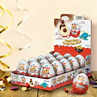 15 Count Kinder Joy Chocolate Candy Eggs 10.5 oz