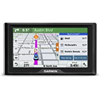 Garmin 6 Inch Drive 60 USA LM GPS Navigator System with Lifetime Maps (Black)