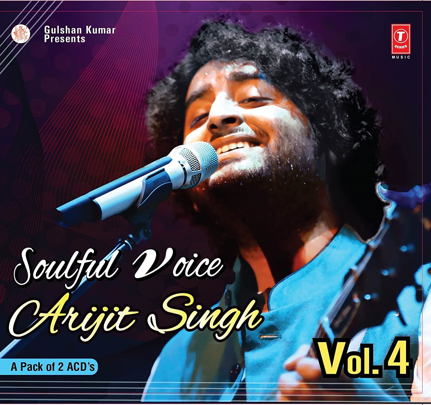 Soulful Voice Arijit Singh Vol 4 Latest Hindi Songs 2 Cd Pack Amazon Com Music #haibaaki by #arijitsingh is the type of song which rarely comes. soulful voice arijit singh vol 4 latest