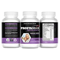 Prostamax Pro Prostate Supplement for Men- Supports Prostate Health Support Supplement- Seman Volumizer for Increase Male Pleasure and Finish- 60 Capsules