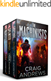 The Machinists Boxed Set: An Urban Fantasy Series (Books 1-3)