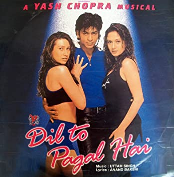 Image result for dil toh pagal hai