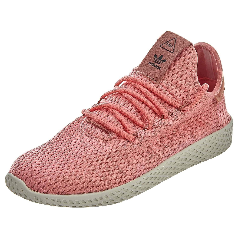 Korallenrot adidas Unisex-Erwachsene Pw Tennis Hu Fitnessschuhe, Rosa