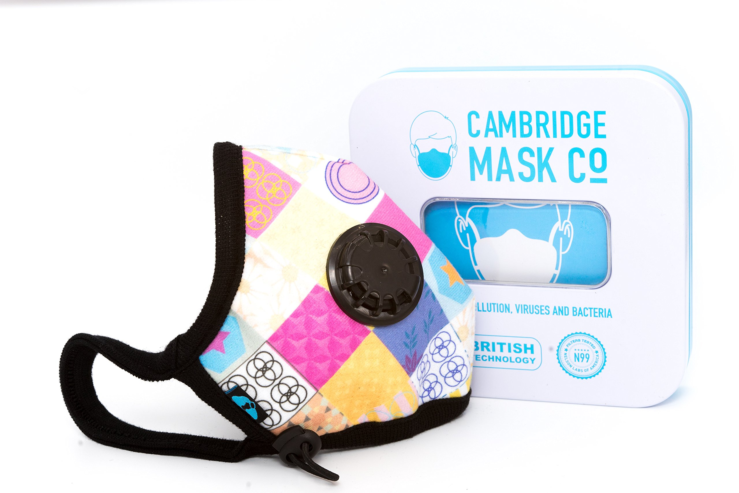 cambridge respirator mask
