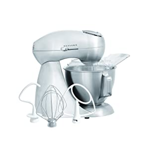 Hamilton Beach 63220 Eclectrics All-Metal 12-Speed Stand Mixer
