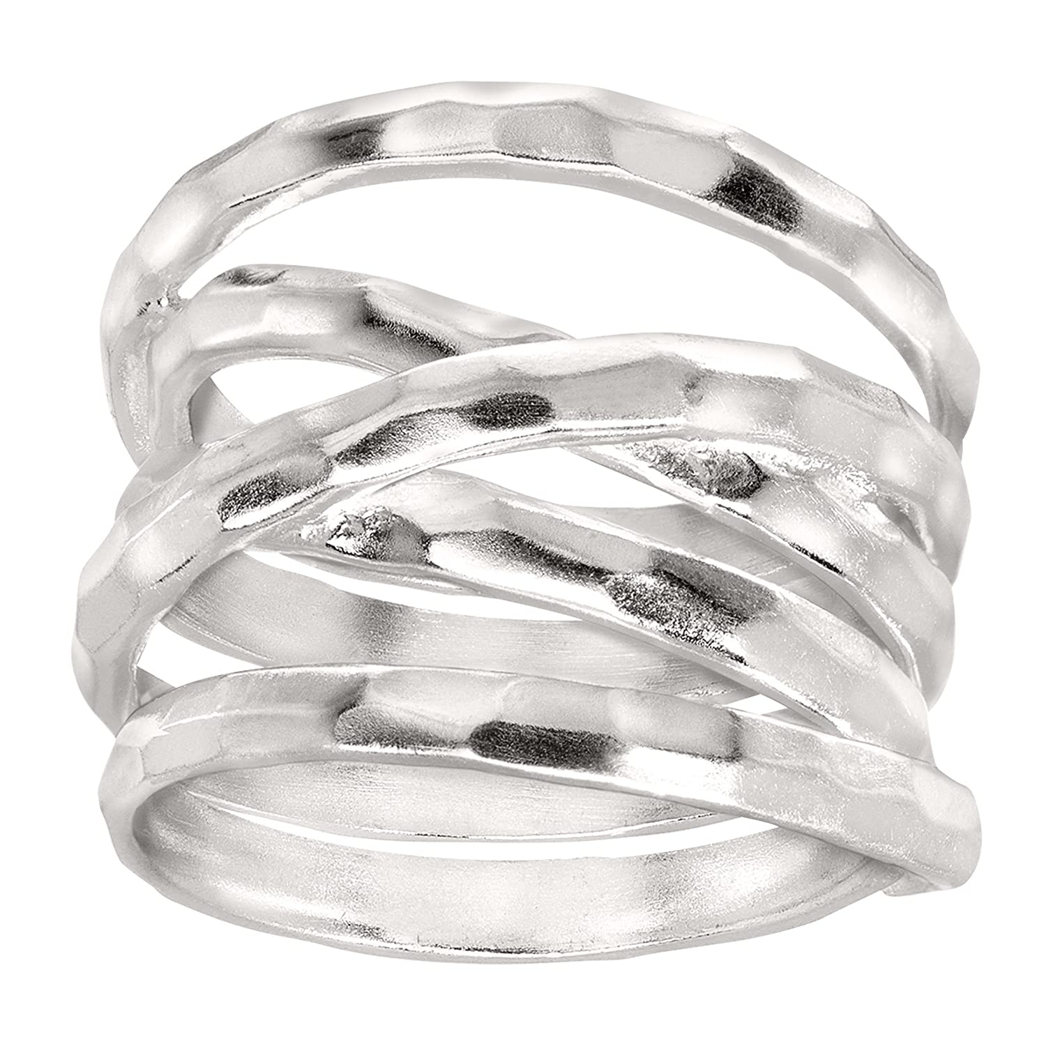 Silpada 'Wrapped Up' Ring in Sterling Silver Richline Group R3475P