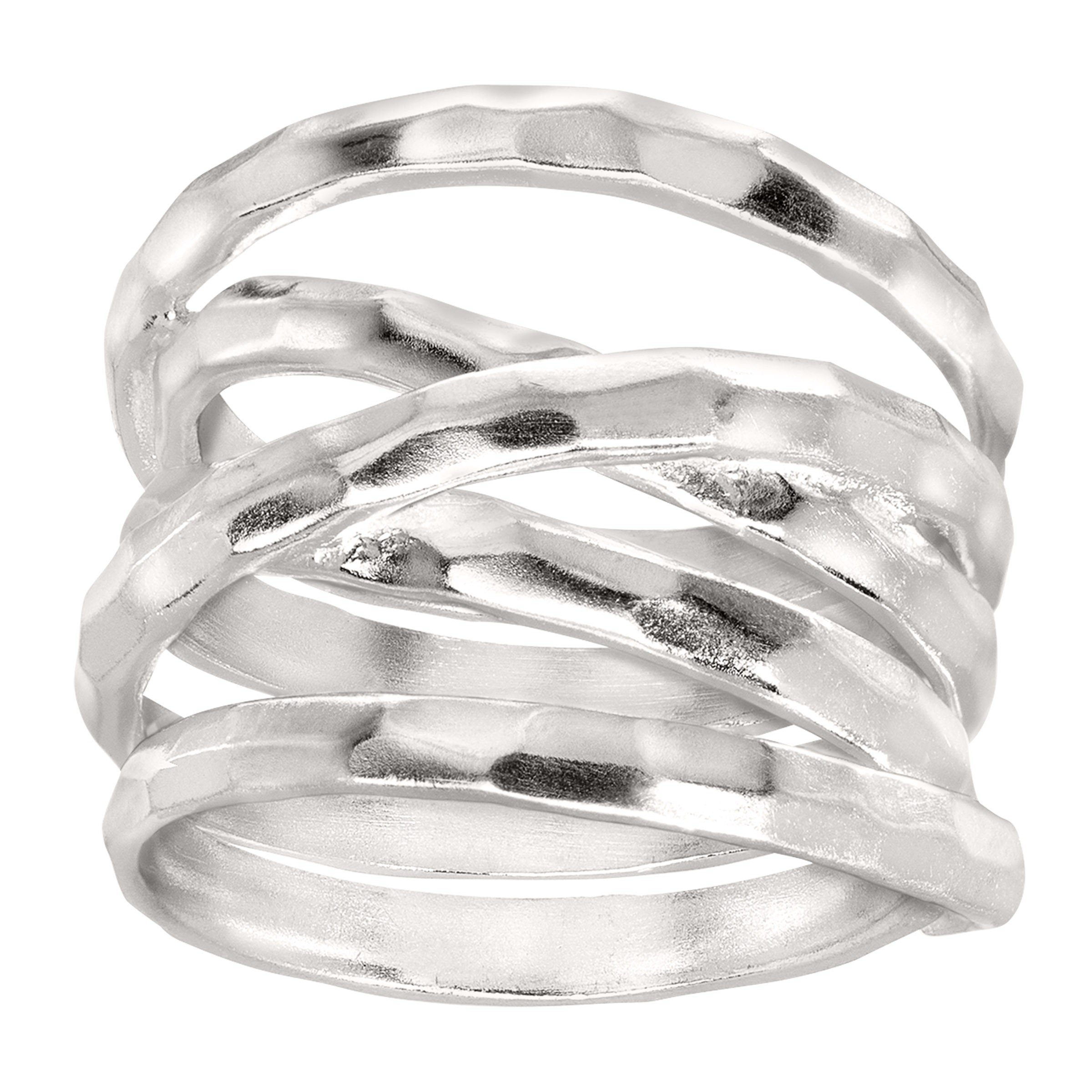 Silpada 'Wrapped Up' Sterling Silver Ring, Size 8 by Silpada