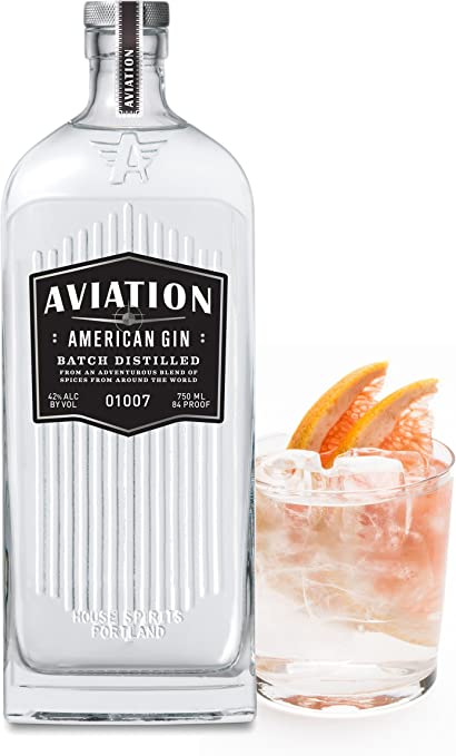 Aviation Gin (1 x 0,7 l): Amazon.es: Alimentación y bebidas
