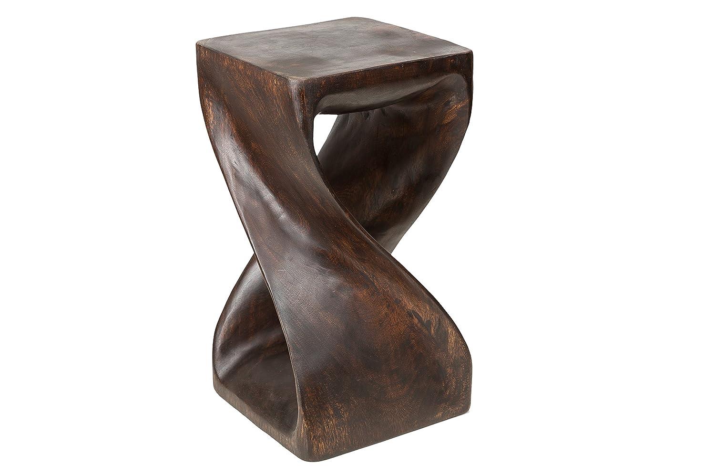 Fantastic Elaborately Carved Stool Made From Solid Wood Albizia Creativecarmelina Interior Chair Design Creativecarmelinacom