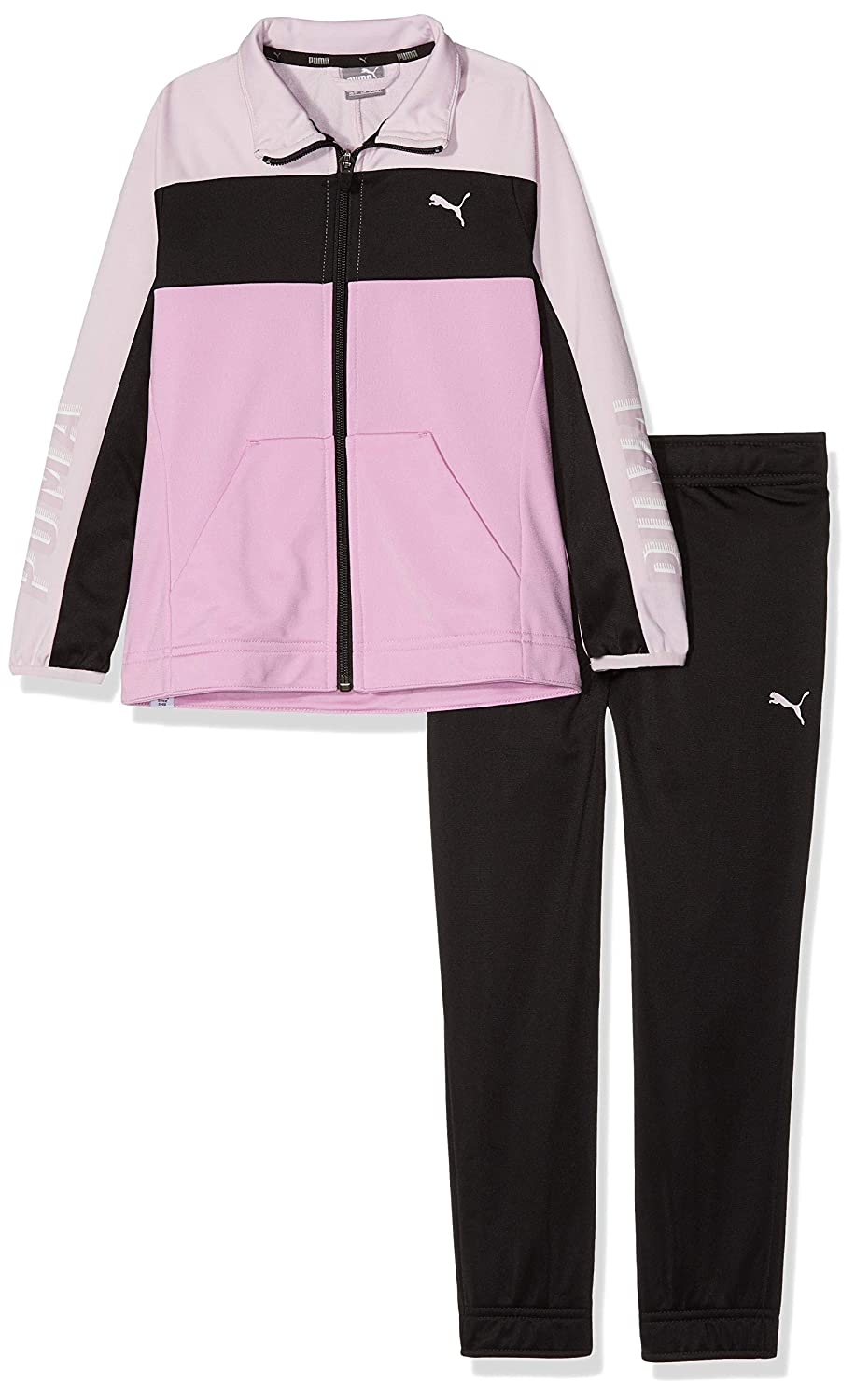 Puma Graphic Girls Poly Suit G Tracksuit, Girls, 851844