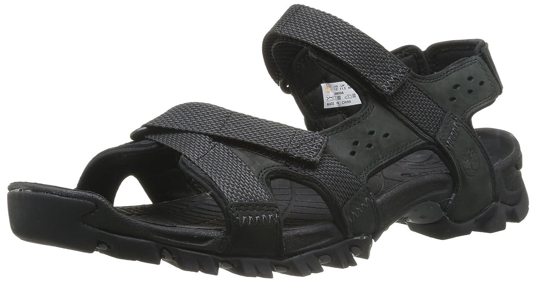 612ace6dcef2 Timberland Eldridge Sandals Men black Size  7.5  Amazon.co.uk  Shoes ...
